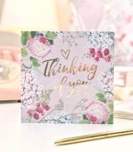Lucy Ledger – Thinking of you