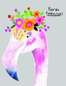 Paper Salad – You're Fabulous