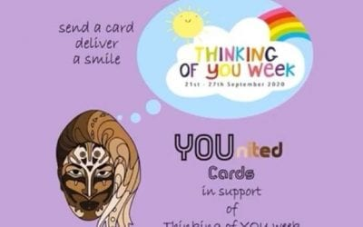Thinking of you Week 2020 takes social media by storm!
