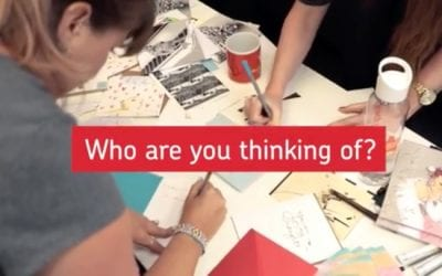 "Royal Mail film asks ""Who are you thinking of this Thinking of You Week?"""