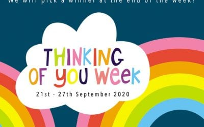 Paper Salad reach out to their local community in Stockport for Thinking of You Week!