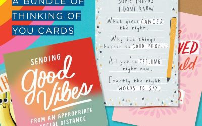 Hallmark Cards working with Co-Op and Tesco's to say 'Thinking of You'