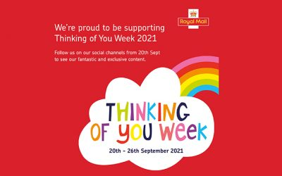 Royal Mail film and more to support Thinking of You Week